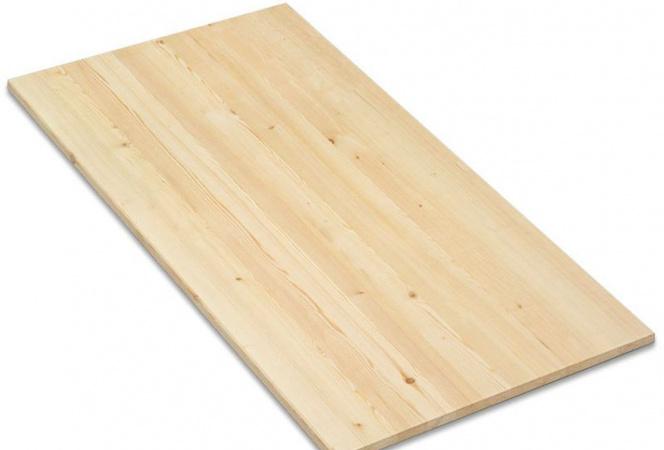 Мебельный щит 18*400*2500 сорт «АВ»